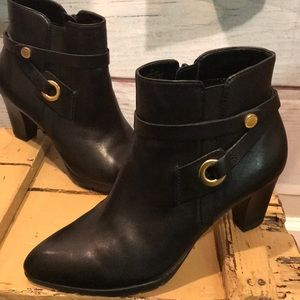 Anne Klein boots. Soft as butter.